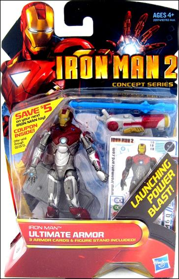 Iron Man 2 Iron Man - Ultimate Armor (Concept Series) by Hasbro