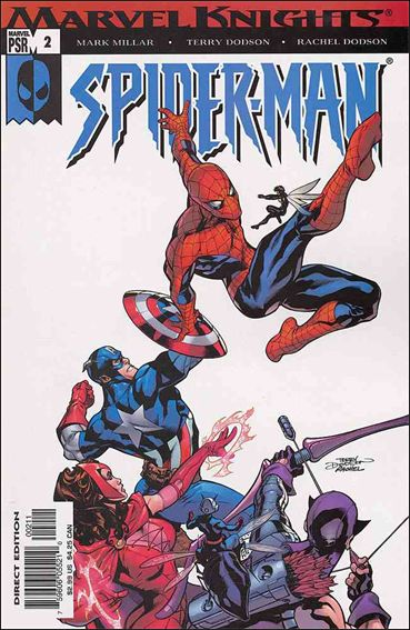 Marvel Knights Spider-Man (2004)  2-A by Marvel