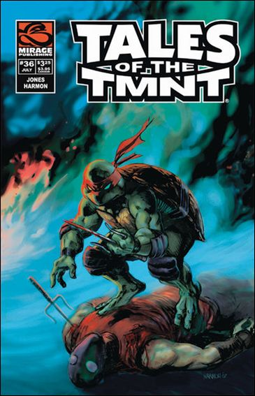 Tales of the TMNT 36-A by Mirage