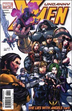 Uncanny X-Men (1981) 437-A
