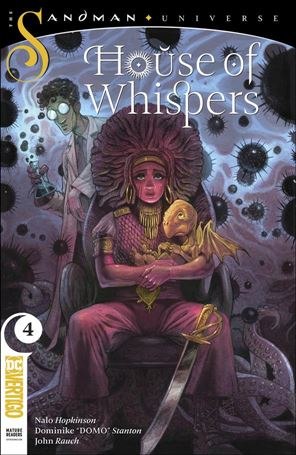 House of Whispers 4-A