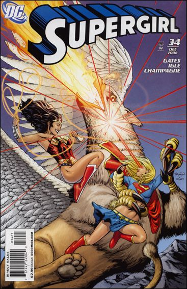 Supergirl (2005) 34-B by DC