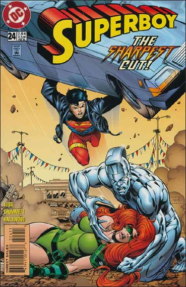 Superboy (1994) 24-A by DC