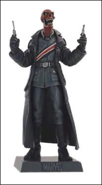 Classic Marvel Figurine Collection (UK) Red Skull by Eaglemoss Publications