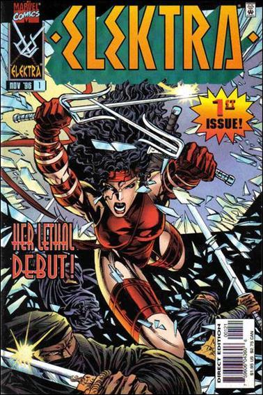 Elektra (1996) 1-B by Marvel