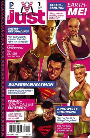 Multiversity: The Just 1-A
