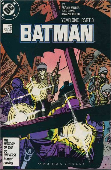 Batman (1940) 406-A by DC