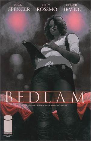 Bedlam (2012) 3-A by Image