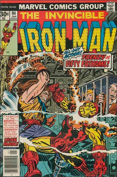 Iron Man (1968) 94-A by Marvel