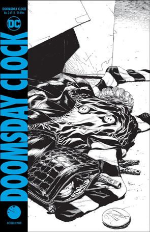 Doomsday Clock 2-D