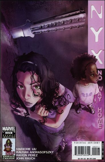 NYX: No Way Home 2-A by Marvel