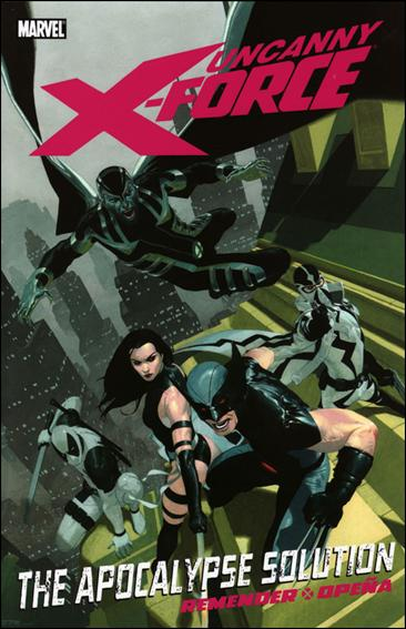 Uncanny X-Force nn-A by Marvel