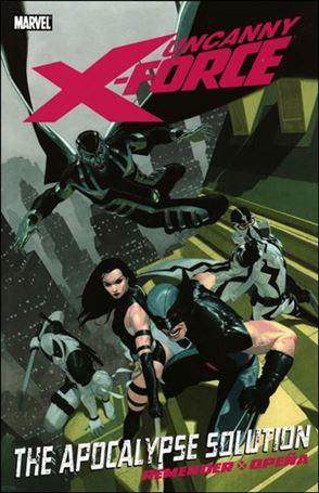Uncanny X-Force nn-A