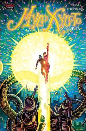 Mylo Xyloto Comics 4-A