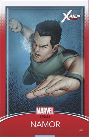 X-Men: Red 1-C