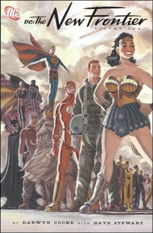 DC: The New Frontier 1-C