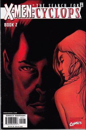 X-Men: The Search for Cyclops 2-B