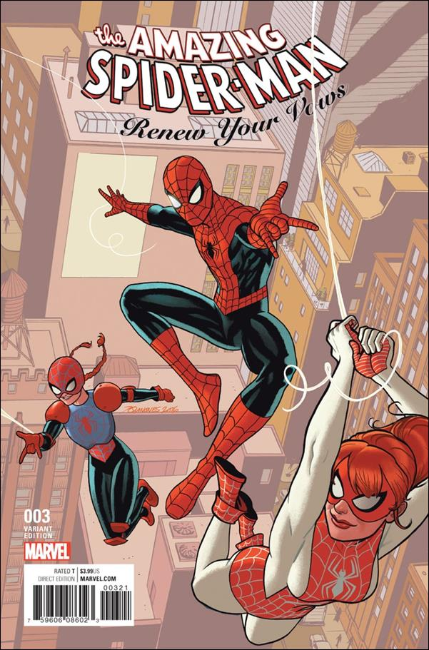 Amazing Spider-Man: Renew Your Vows (2017) 3-B by Marvel
