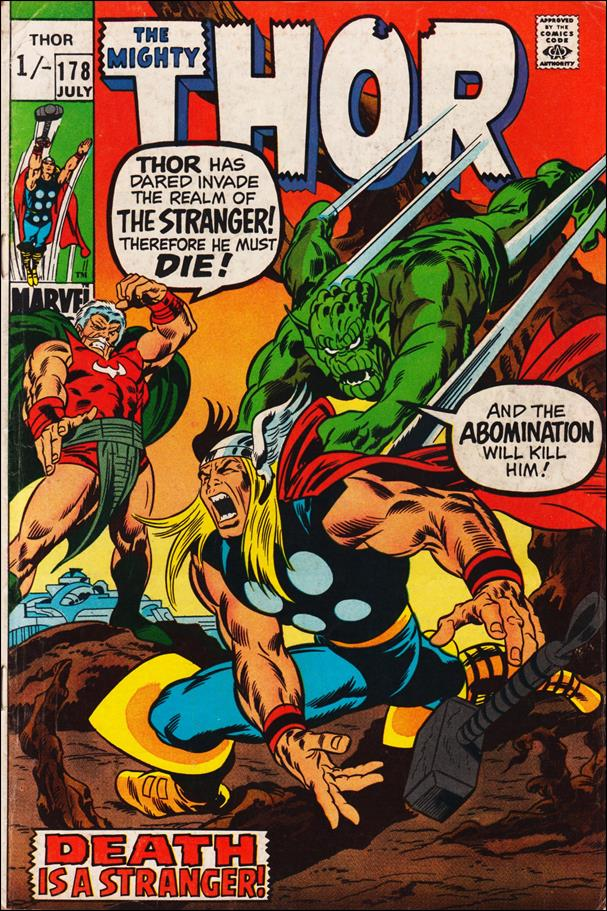 Thor (1966) 178-B by Marvel