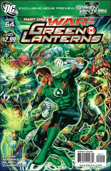 Green Lantern (2005) 64-A by DC