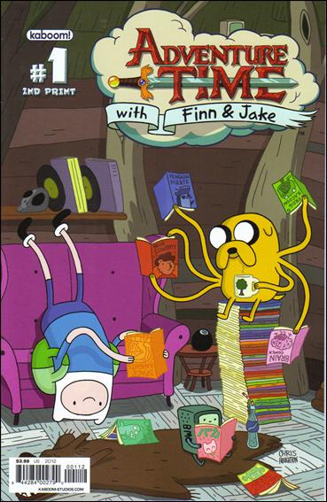 Adventure Time 1-G by Kaboom!