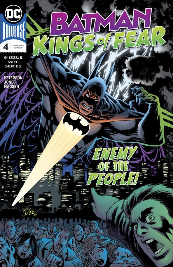 Batman: Kings of Fear 4-A by DC