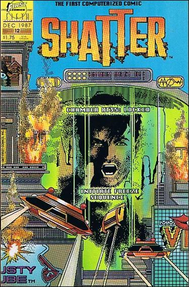 Shatter (1985/12) 12-A by First