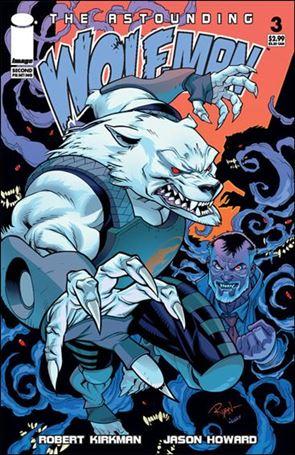 Astounding Wolf-Man 3-B