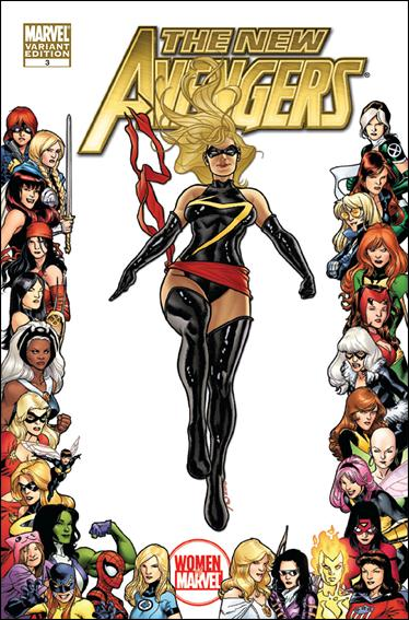 New Avengers (2010) 3-B by Marvel