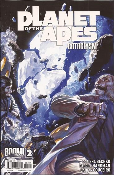 Planet of the Apes: Cataclysm 2-A by Boom! Studios