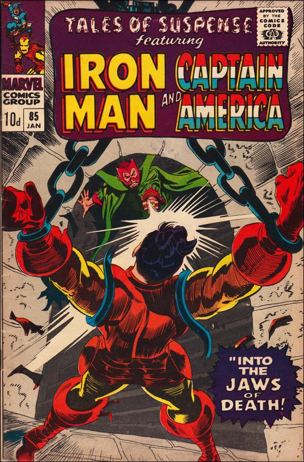 Tales of Suspense (1959) 85-B by Marvel