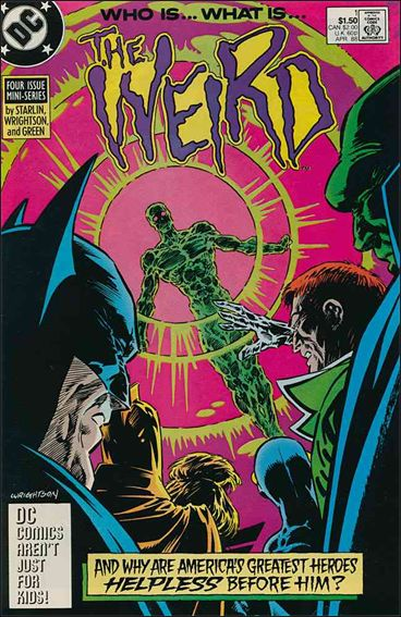 Weird (1988) 1-A by DC