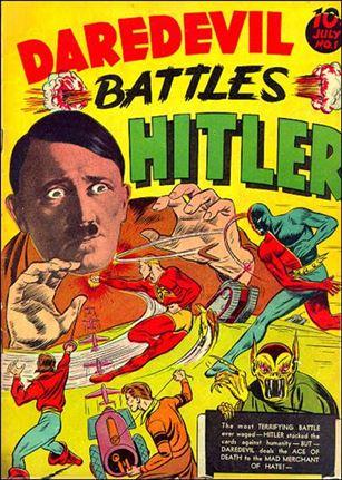 Daredevil (1941) 1-A