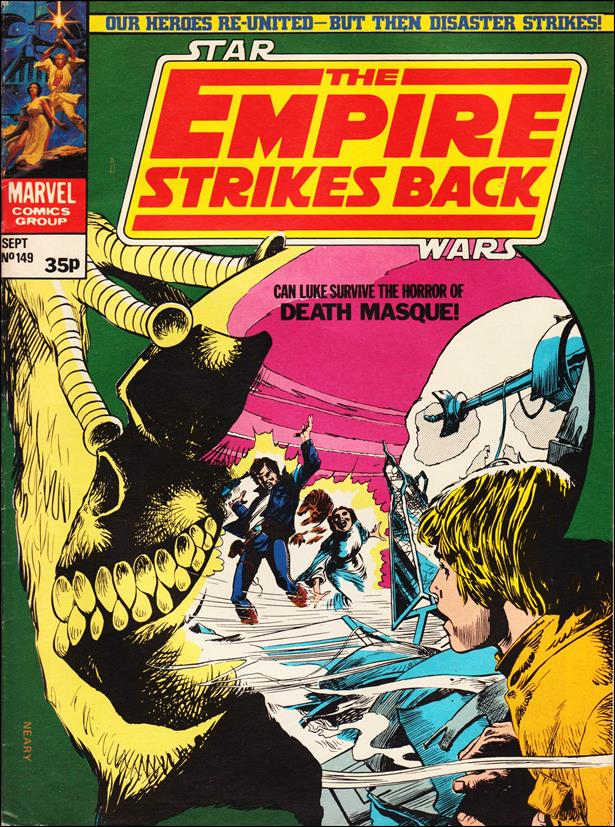 Star Wars Weekly (UK) 149-A by Marvel UK
