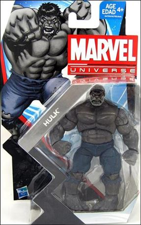 Marvel Universe (Series 5) Gray Hulk