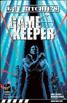 Gamekeeper (2007) 1-C by Virgin Comics