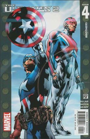 Ultimates 2 (2005) 4-A