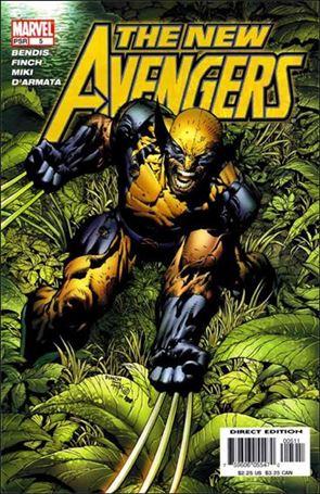 New Avengers (2005) 5-A