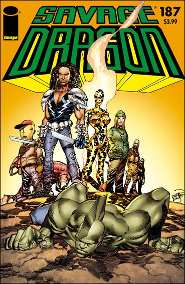 Savage Dragon (1993) 187-A by Image