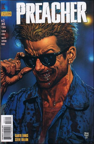 Preacher 3-A by Vertigo