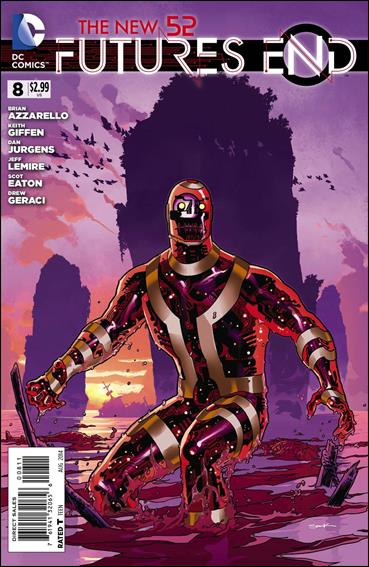 New 52: Futures End  8-A by DC