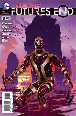 New 52: Futures End  8-A