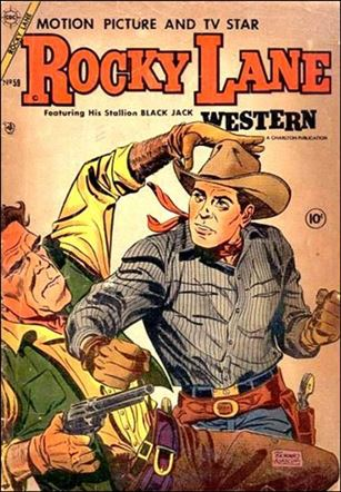 Rocky Lane Western (1954) 59-A