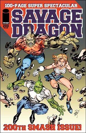Savage Dragon (1993) 200-A