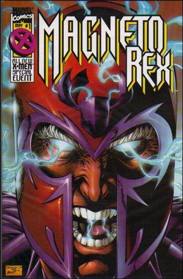 Magneto Rex 1-B by Marvel