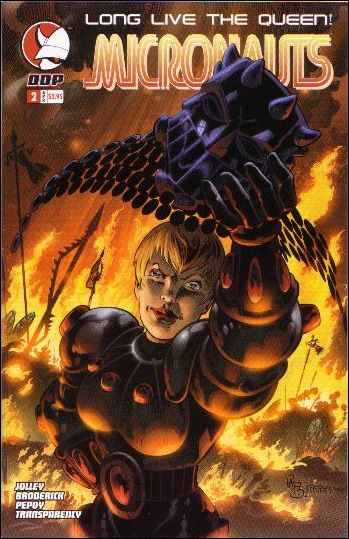 Micronauts (2004) 2-A by Devil's Due