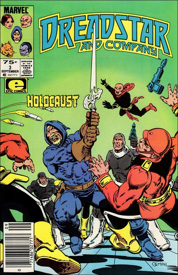 Dreadstar and Company 3-A by Epic