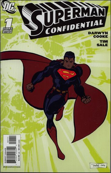 Superman Confidential 1-A by DC