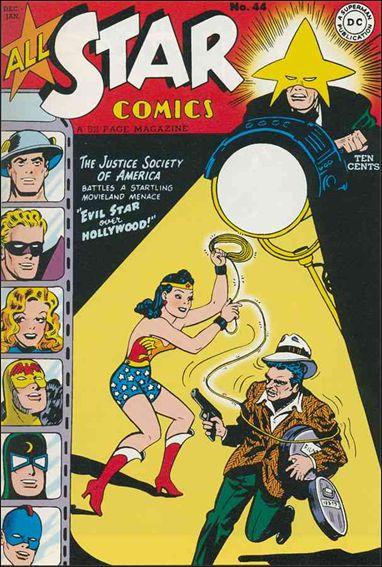 All Star Comics (1940) 44-A by DC