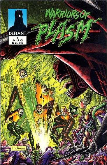 Warriors of Plasm 1-A by Defiant
